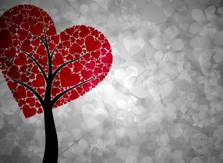 Amore: mollare il controllo, rendersi liberi