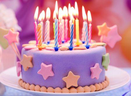 Buon compleanno Blog!