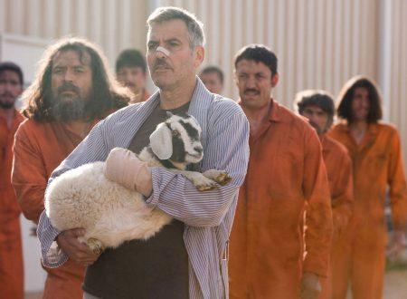 """Una mia vita precedente e """"L'uomo che fissa le capre"""""""